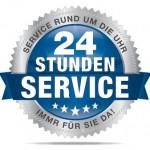 24 Stunden Rohrreinigung Service